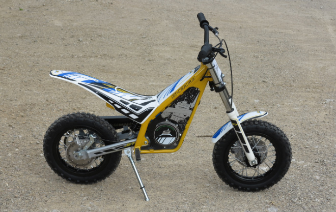 elektro trial motorr der e trials